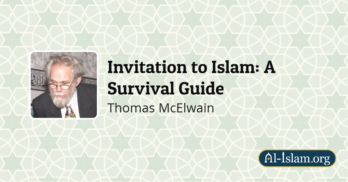 Christian and Islamic Practice Compared | Invitation to