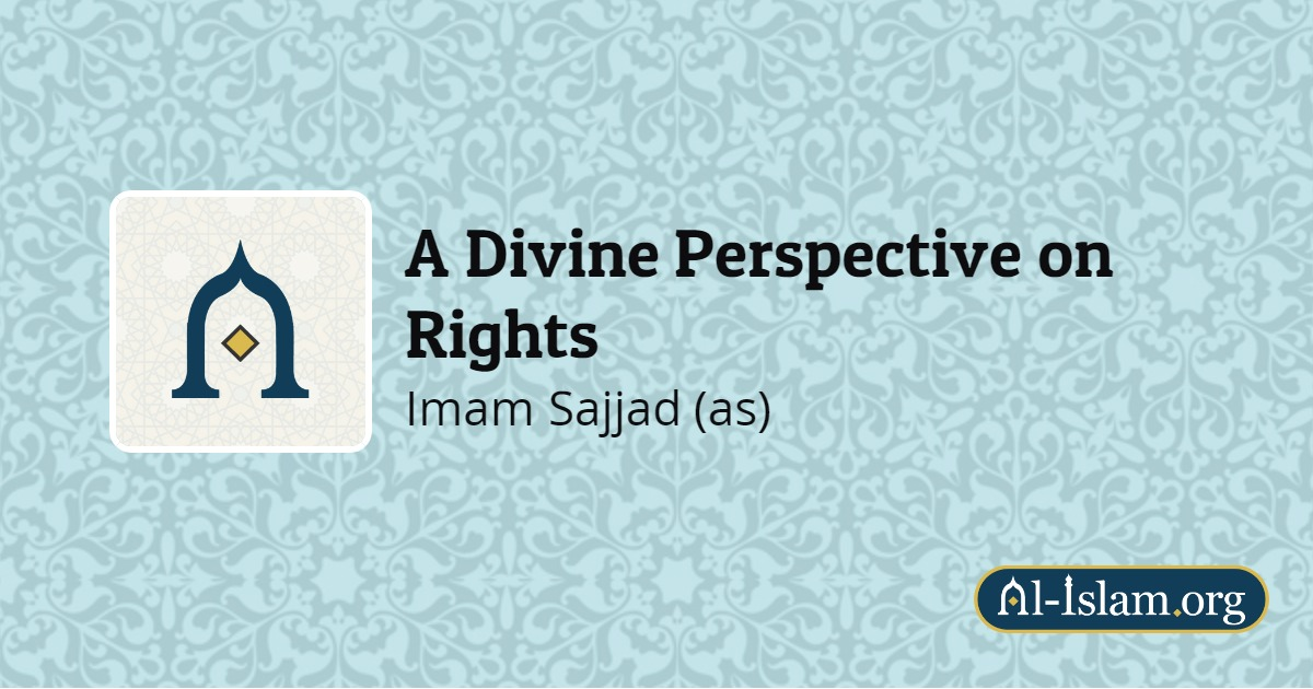 Right n  24: The Right of the Child | A Divine Perspective