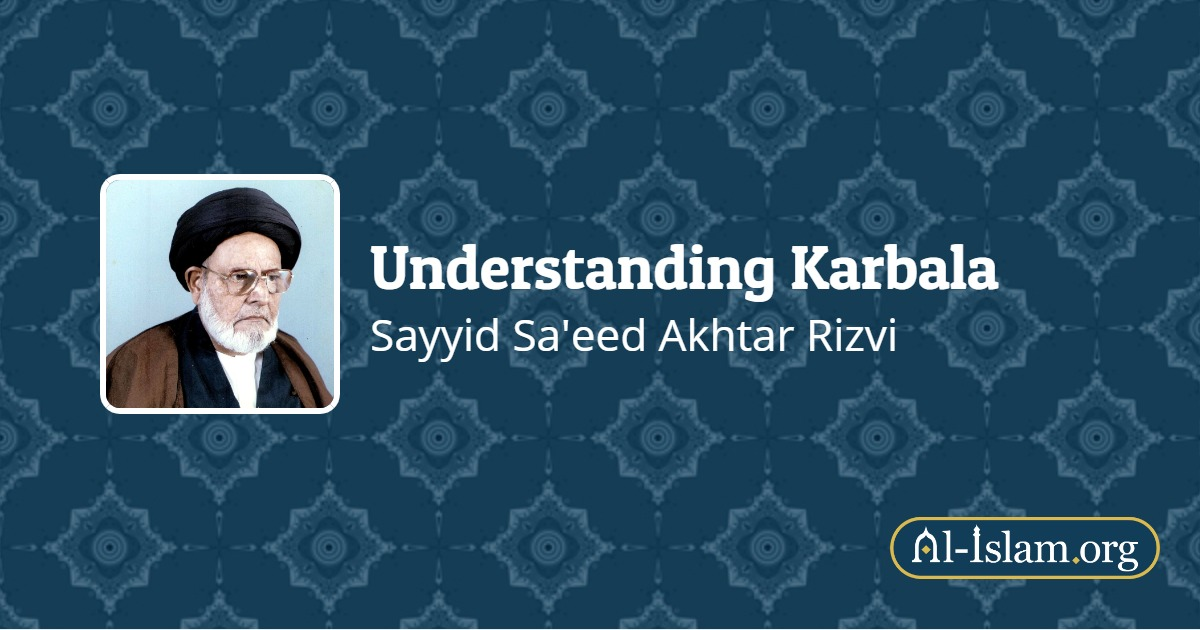 Who were the killers of Imam Husayn(a s)? | Understanding
