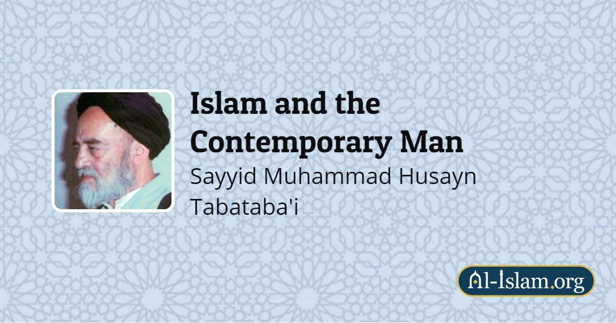 Chapter 10: Some Qur'anic Questions | Islam and the