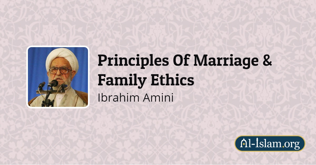 Part 2: The Duties of Men | Principles Of Marriage & Family