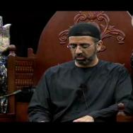 Freeing the Butterfly Within I Br. Khalil Jaffer I Muharram 1433 - Part 8