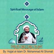 Moral Values (The Spiritual Message of Islam) part 7 - by Sheikh Shomali