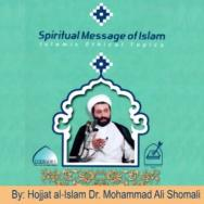 The Merits of Patience (The Spiritual Message of Islam) part 7 - by Mohammad Ali Shomali