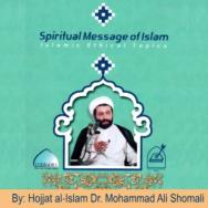 The Merits of Patience (The Spiritual Message of Islam) part 9 - by Mohammad Ali Shomali