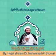 The Merits of Patience (The Spiritual Message of Islam) part 10 - by Mohammad Ali Shomali