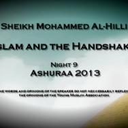 Islam and the Handshake by Sheikh Mohammed Al-Hilli