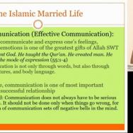 [2-2] Islamic Married Life - Sheikh Jaffer H. Jaffer - 25th Jumada al-Awwal 1438
